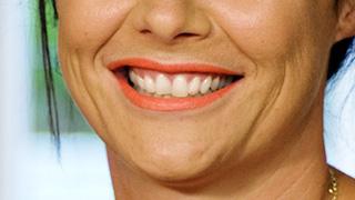 Burnt Orange Lips