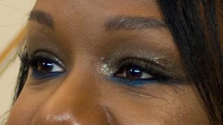 Rihanna Bold Eyes