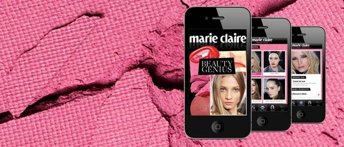 Marie Claire Beauty Genius